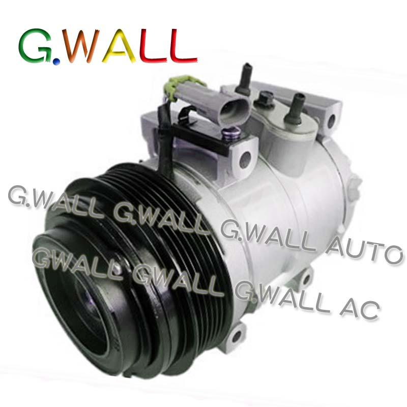 High Quaity Auto a/c compressor for Chevrolet new sail 1.4L 2010-2013 9070634 90768216