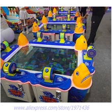 Deep Sea Party Coin Operated Amusement Video Fishing Arcade Game Machine