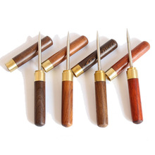 Wholesale 1 PCS Puer Tea knife set tools needle tea cone puerh cake sandalwood puer YH-460999