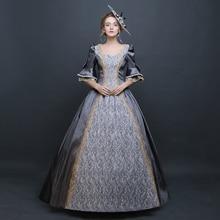 Gothic Lolita Vittoriano Abito Del Vestito Della Principessa Dolce Lolita Costumi Cosplay Lolita di Stile Rinascimentale Del Vestito Più Il Formato Alice