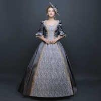 Vestido gótico lolita vestido victoriano princesa dulce lolita disfraces cosplay estilo lolita vestido renacentista de talla grande alice
