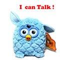 Chegada nova Eletrônico Interativo Brinquedos Fuby Coruja Animais de Estimação Phoebe Firbi Elfos Gravação De Pelúcia Falando Presentes do Brinquedo Inteligente Furbiness boom