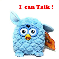 New Arrival Electronic Interactive Toys Phoebe Firbi Pets Fuby Owl Elves Plush Recording Talking Smart Toy