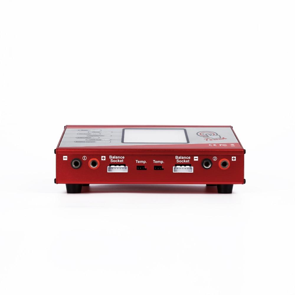 Горячая Продажа Мульти зарядное устройство Встроенный блок питания Новый 1шт UP120AC Сенсорный 110 В/240 В переменного тока двойной выход зарядное устройство для UltraPower