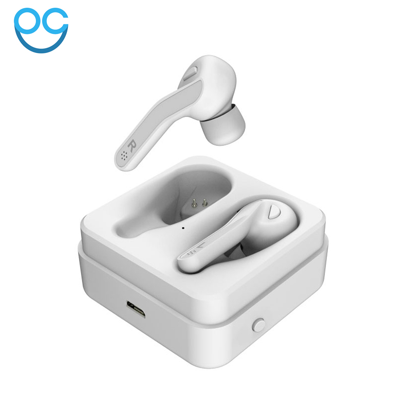 OGV Bluetooth Earphones Bluetooth5.0 Binaural Call Headphones Sports Headset IPX5 TWS Wireless Earbud For Phone Charging Box цена 2017