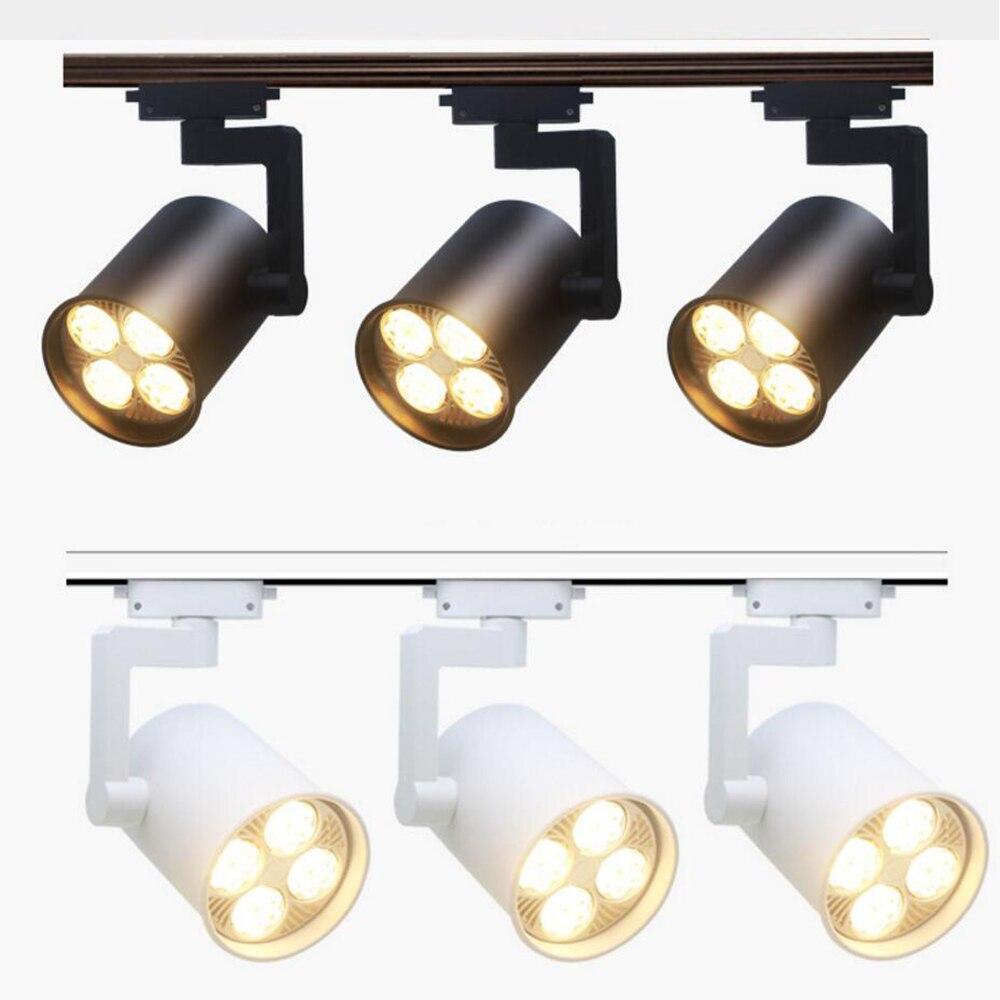 2 teile/los LED Track Licht COB 35 watt Decke Schiene Lichter ...