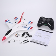 New Design 290mm Wingspan EPP RC Fixed Wing Airplane RTF  2.4G 2CH Glider Model FX 823