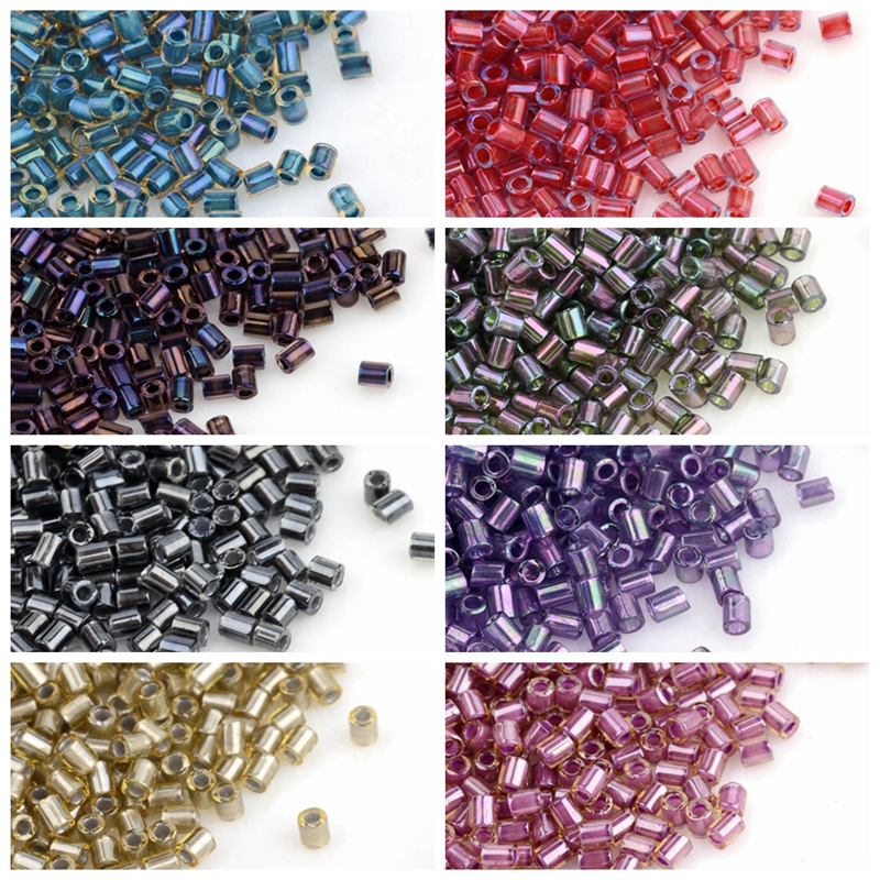 Taidian Galvanized Blue Slate 565 Toho Round Japan Seedbeads For DIY ... 835871e00bcb