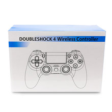 Bluetooth Wireless/Wired Joystick for PS4