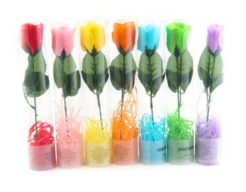 Rose-Soap Gift Wedding-Party Creative Fashion 20pcs/Lot Flower Favor Mix-Order Valentine's-Day
