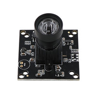 Non Distortion 5 Megapixel Manual Focus UVC OTG support USB Camera Module 5MP OV5640 Webcam for Linux Android Windows Mac
