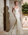 Joky Quaon Custom Made Strapless Backless Mermaid Wedding Dress With Appliques Plus Size 2017 Mariage Vestido De Noiva Sereia