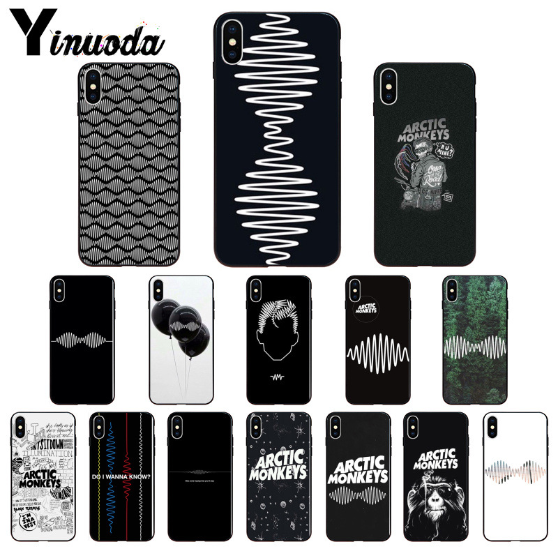 11pro MAX Alternative Rock Band Arctic Monkey Newly Arrived Cell Phone Case for iPhone 5 5Sx 6 7 7plus 8 8Plus X XS MAX XR