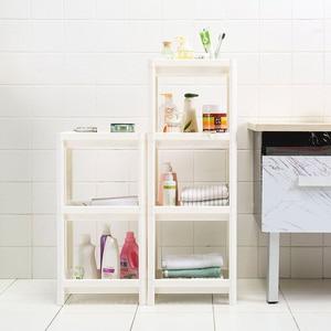 Image 2 - 2020 New Kitchen Storage Organizer Shelf Removable Large Capacity  Kitchen Ingredients Bathroom Sundries Storage Rack Fast Ship