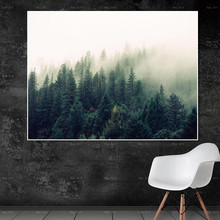 Nordic Style Wall art Picture Prints Landscape Canvas Painting  Cuadros Posters and prints Artwork for Walls