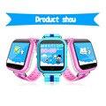 XINJIA Children's Smart High-definition Touch Screen Watch English Russian Portuguese Multi-lingual Digital Wristwatches Q750