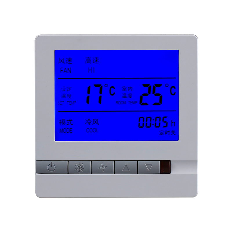 ELECALL Programmable Electric Thermostat Warm room Heating System Thermoregulator LCD Temperature Controller Backlight