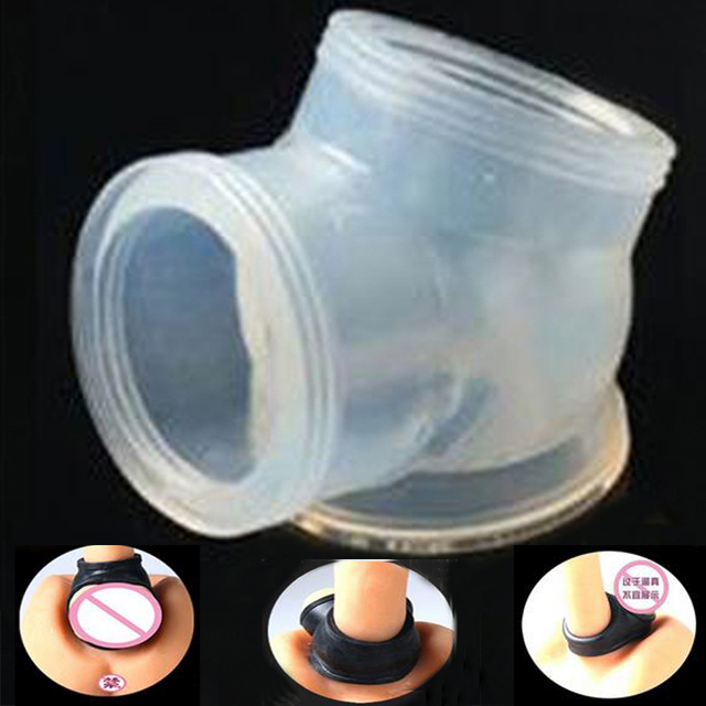 Silicone Ball Stretcher Cbt Testicle Stretchercock And Ball Holster Flexible Cylinder Scrotum Safe
