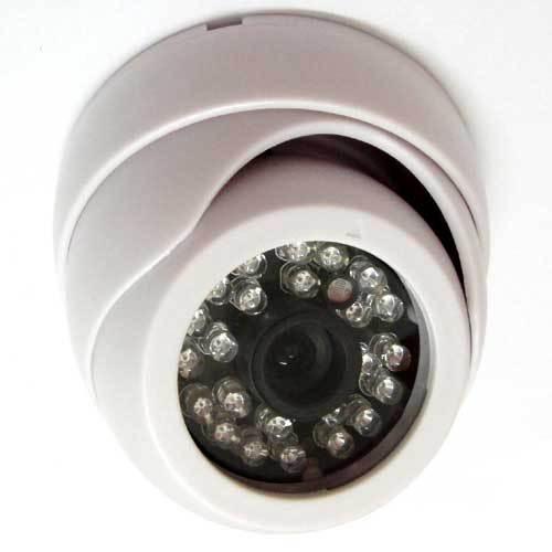 """1/3 """"540tvl Sony Ccd Couleur Cctv Intérieur Dôme Caméra De Sécurité 24 Ir Led Jour Nuit Système De Surveillance Qualité SupéRieure (En)"""