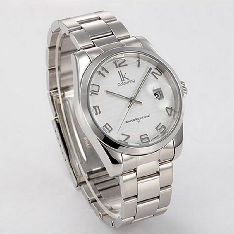 Vintage watch ik for classic calendar window mens watch fully-automatic mechanical watch male watch