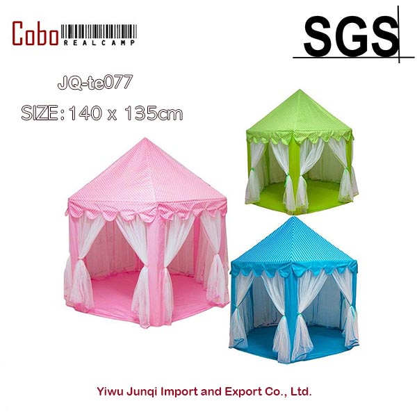 Play Tent Princess Castle Large Children Kids Indoor Outdoor Playhouse Game Room tent