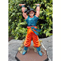 Dragon Ball Z Figuarts Zero genki bomb goku Spirit Bomb 16cm Anime PVC Action Figures Model Toy for kid Collection gift