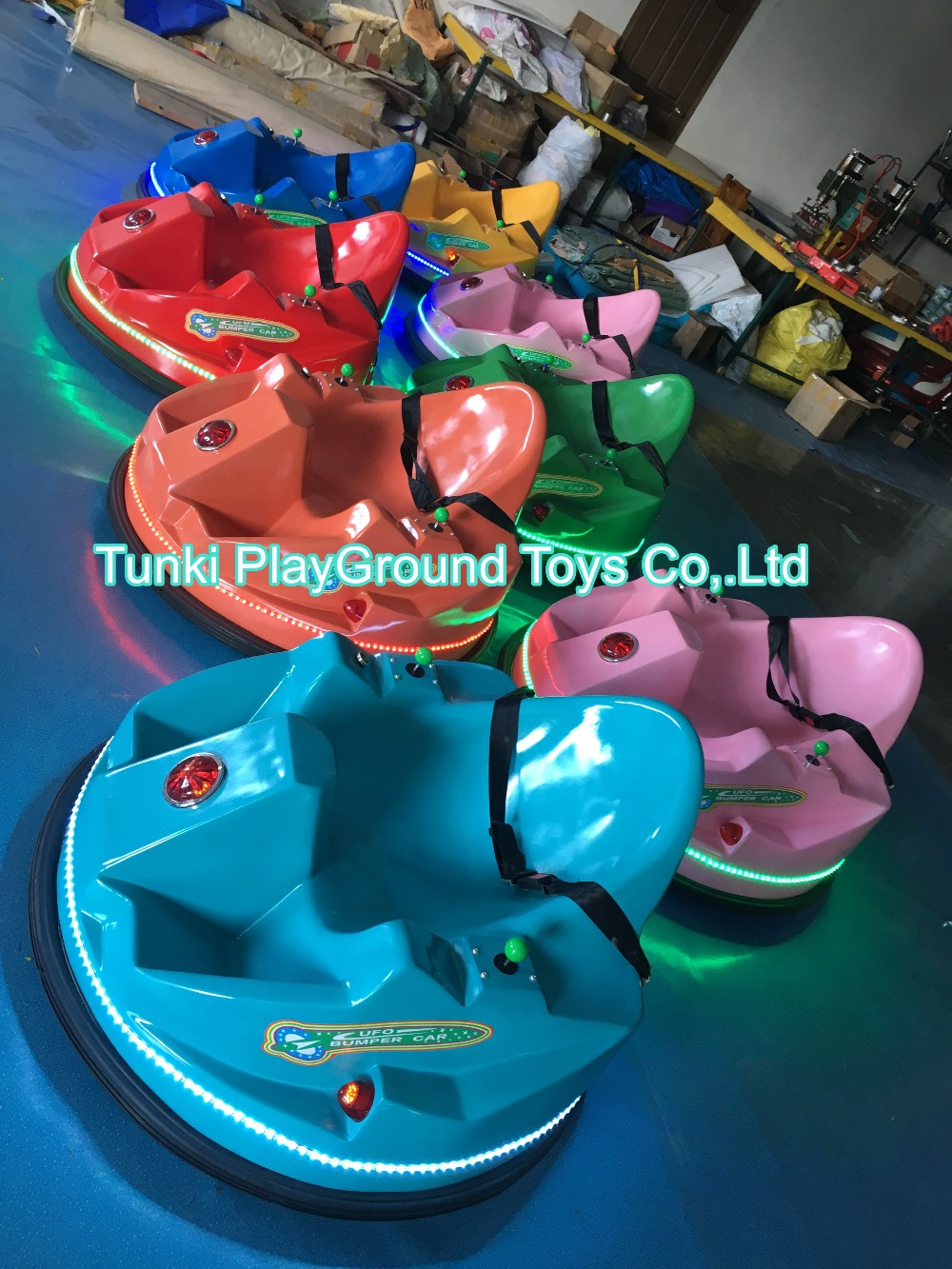 electric battary bumper car for amusment park