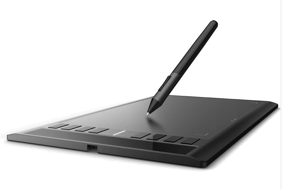 Image 4 - UGEE M708 8192 Levels Graphic Drawing Tablet Digital Tablet Signature Pad Drawing Pen for Writing Painting Pro Designer wacom-in Digital Tablets from Computer & Office