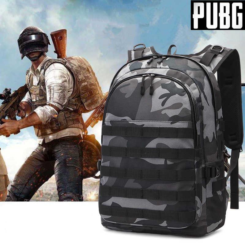 Игра Playerunknown's Battlegrounds PUBG Косплей уровень 3 рюкзак для женщин и мужчин большой емкости многоцелевой рюкзак уличная сумка новый