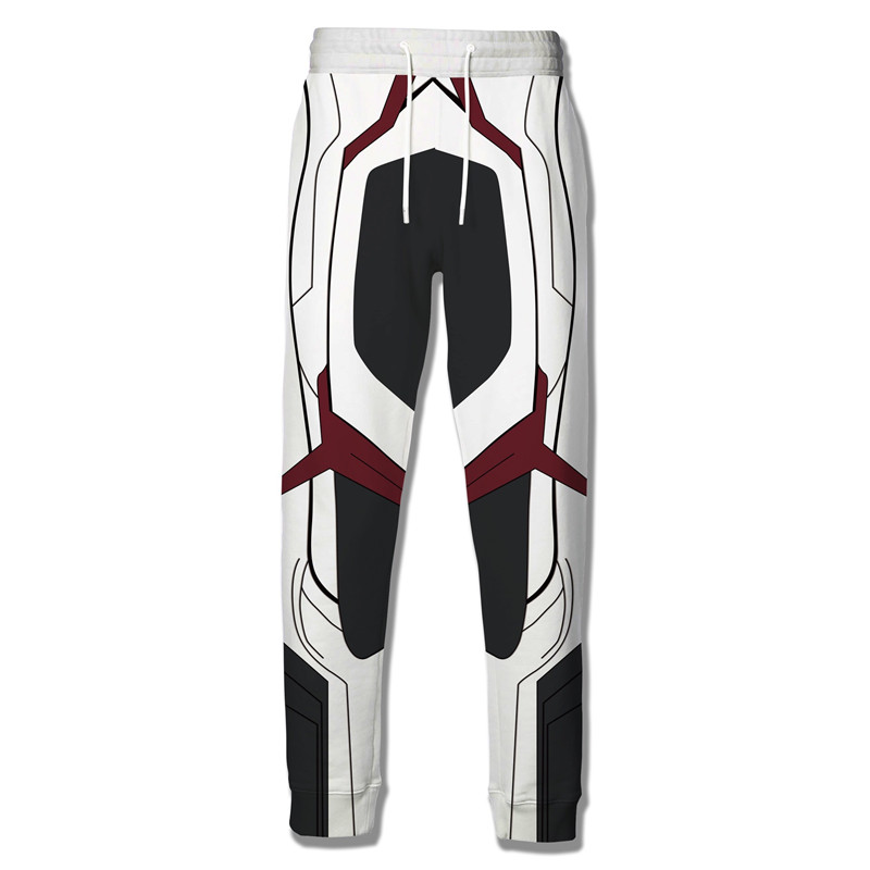 Quantum Realm Avengers 4 New Marvel 3d Anime Printing Men Pants 2019 Casual Fitness Workout Trousers Sweatpants