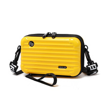 Fashion Women Handbags High Quality Mini Square Shoulder Bag Ladies Small Luggage Wide Shoulder Strap Crossbody Bag Clutch Bags цены