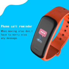 C1 Fitness Tracker Heart Rate Monitor Blood Pressure Smart Watch