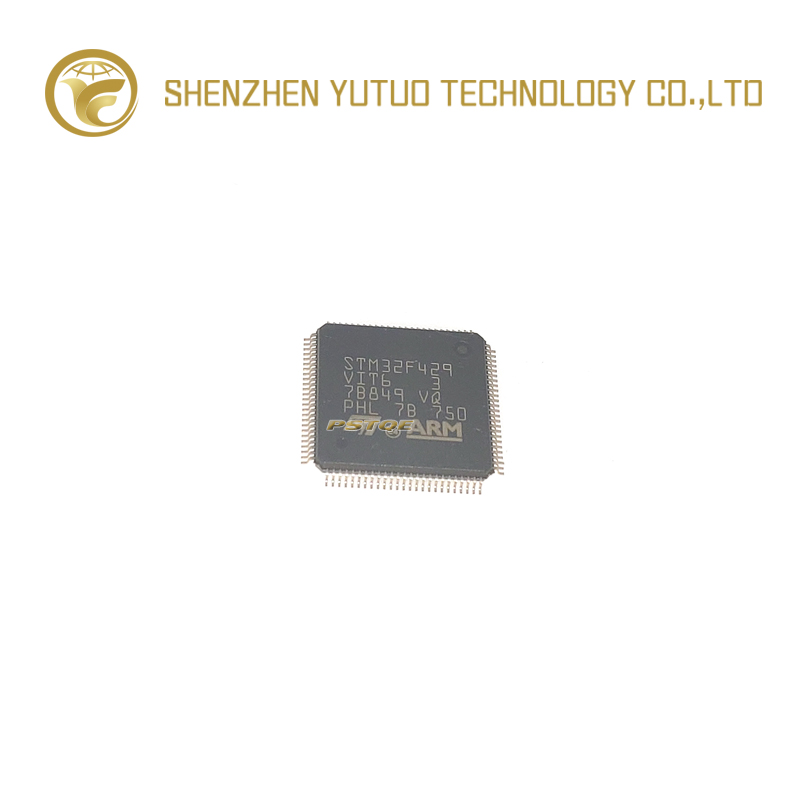 New Original Non counterfeit STM32F429VIT6 STM32F429 LQFP100 LQFP IC In Stock