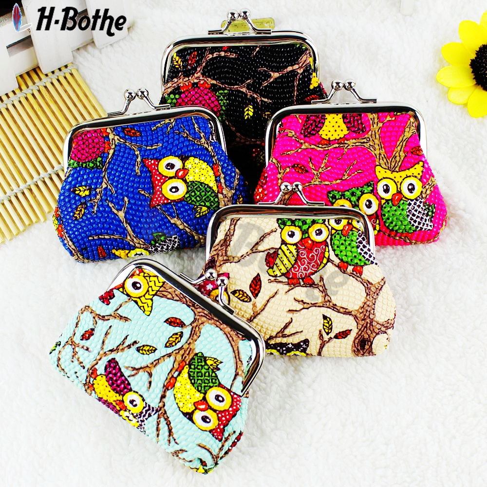 New Owl design Women coin purse,Lady clutch change purse,key package,Mrs hasp coins bag small pouch Female zero wallet hand bag стоимость