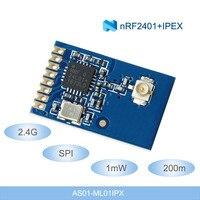 2,4G nRF24L01P беспроводные модули IPEX антенна беспроводной приемопередатчик SPI радиочастотный передатчик и приемник