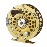 8 Pack Full Metal Fly Fish Reel Former Ice Fishing Vessel Wheel BF800A 0 5mm 300m