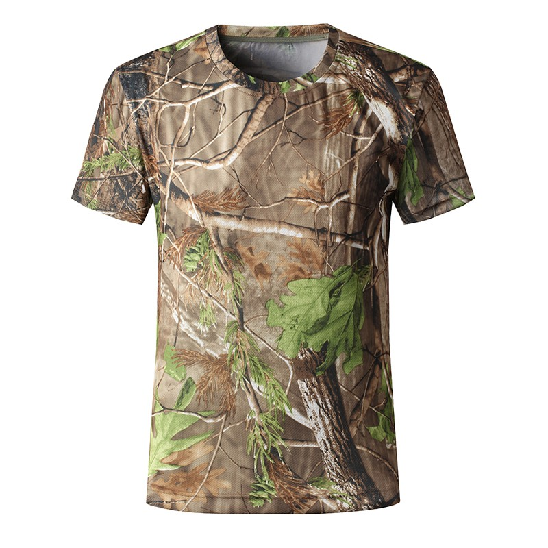 Camouflage-Hiking-Hunting-Shirts-breathable-CAMO-hunting-T-Shirt-quick-dry-summer-Hunting-shirt-polyester-hunting