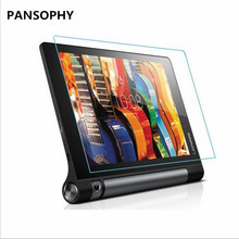 """Pill Display screen Protectors Movie For Lenovo Yoga Tab three eight.zero 850F 850L 850M 9H zero.3mm Tempered Glass eight.zero"""" Extremely-thin explosion proof"""
