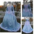 Custom-madeR-093 19 century Vintage costume Victorian Gothic Lolita/Civil War Southern Belle Ball Halloween dresses Sz US 6-26