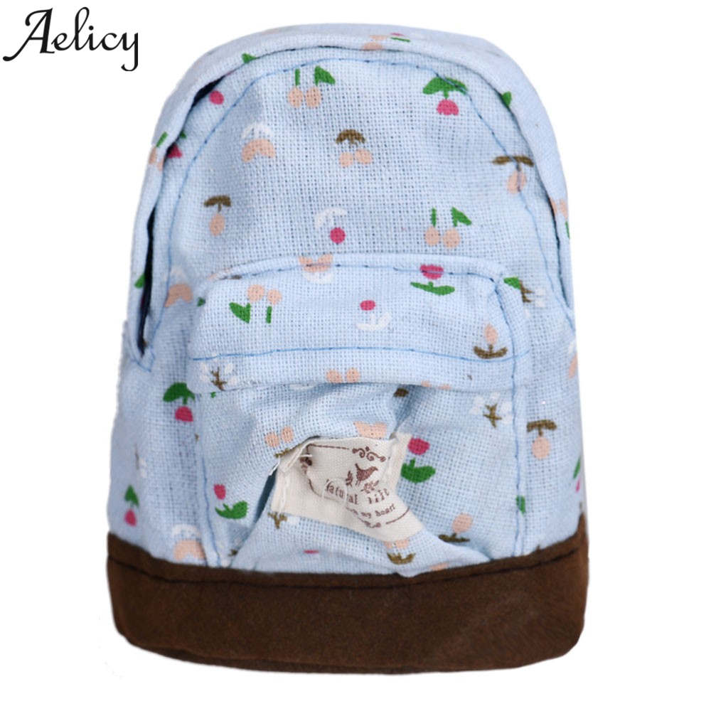 Aelicy New Women Purses Cute Zipper Small Bag female Girl Headset Line Coin Purse Card Bag Clutch Wallet Key Bags Carteira
