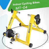 MT 04 Indoor Cycling Exercise Station Profession Bike Trainer Physical Training For Long Distance Match 26