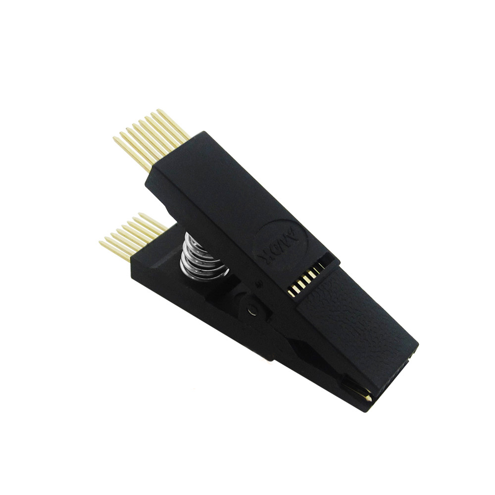 1pcs/lot Programmer Testing Clip SOP16 SOP SOIC 16 SOIC16 DIP16 DIP 16 Pin IC Test Clamp Without Cable