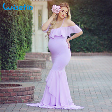 3c3bfb456 Buy cute maternity dresses for baby shower and get free shipping on  AliExpress.com