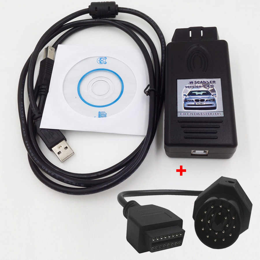 OBD2 20Pin To 16PIN Diagnostic Data Link Adaptor Cable For