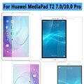 Премиум взрывозащищенный Закаленное Стекло Для Huawei Mediapad T2 7.0 Pro Tablet Экран Протектор Для Huawei Mediapad T2 10.0 pro