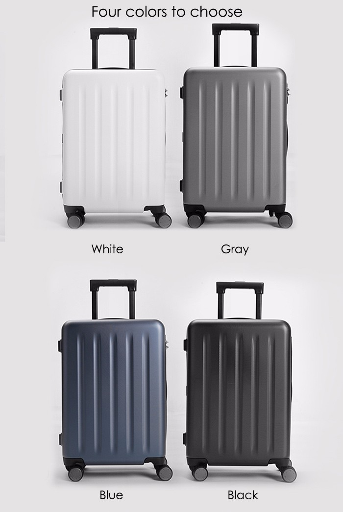 Original Xiaomi 90 Minutes Spinner Wheel Luggage Suitcase 20 Inch for 15 Inch Laptop SPSR (1)
