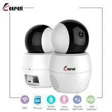 Keeper Security IP Camera 1080P Wireless Home WiFi Camera Mini CCTV Camera IR Night Vision Baby