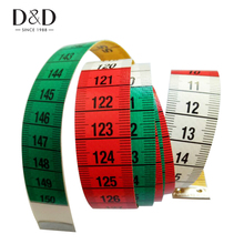 New 150CM 60Inches Soft Flat Tailoring Tape Measures Sewing Measuring Gauging Tools Top Quality