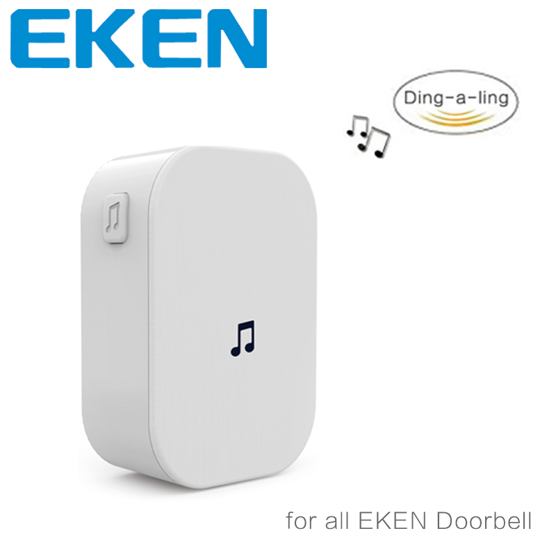Video Doorbell Chime For EKEN V5 V6 V7 Real Time WiFi Night Vision App Control Security Camera Wireless Chime