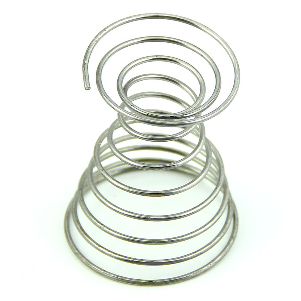 HOT GCZW 1Pc Stainless Steel Spring Wire Tray Egg Cup Boiled Eggs ...